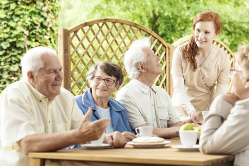 What exactly is it that makes an assisted living community *luxury*?